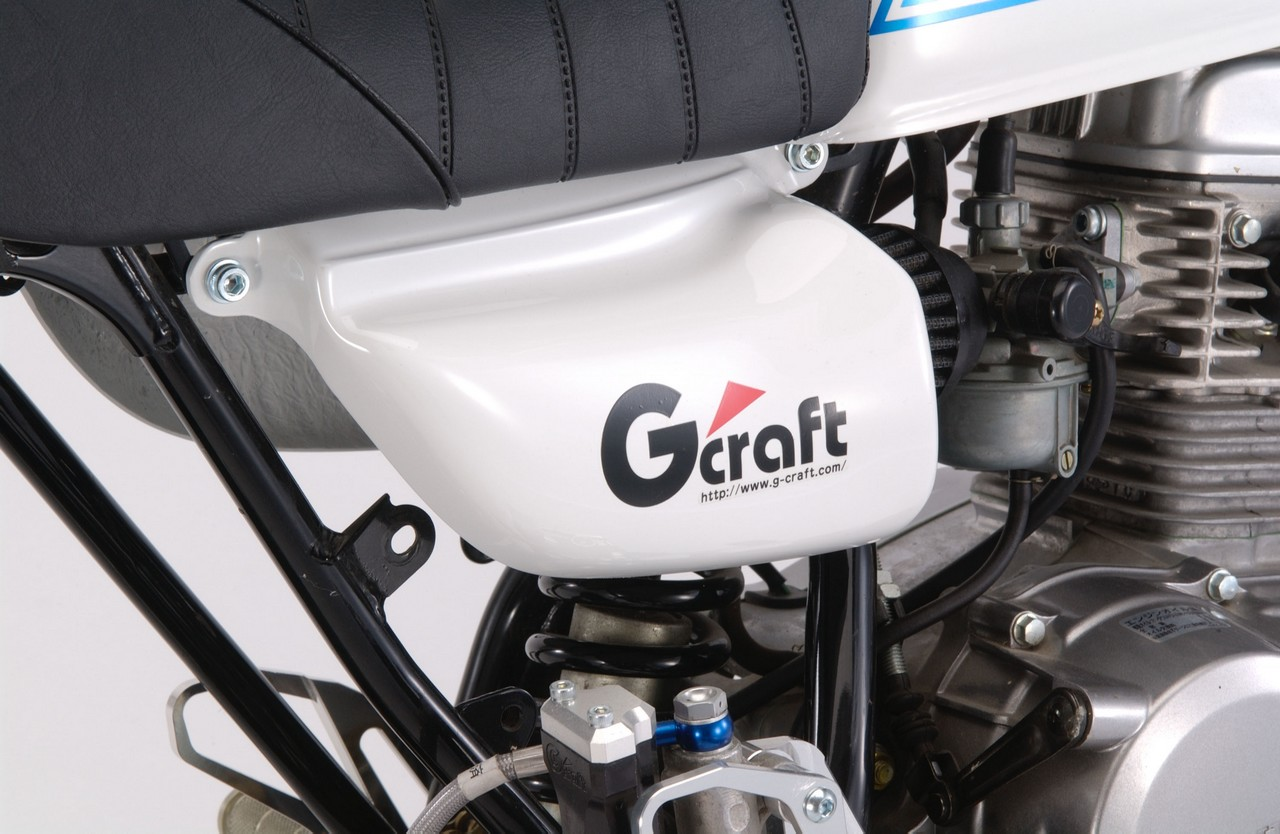 【G-Craft】GDF 側蓋 - 「Webike-摩托百貨」