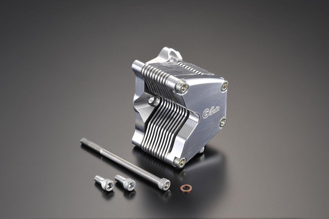 Aluminum Billet Oil Cooler 10Core G-Craft