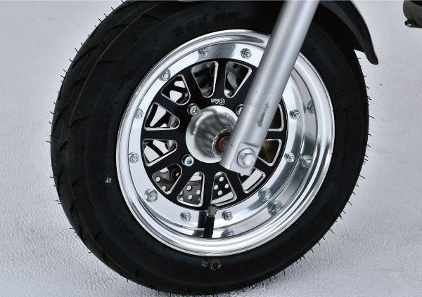 【G-Craft】車輪墊片 8輻框 Type 2 - 「Webike-摩托百貨」