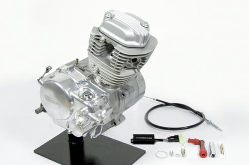 Super Head + R Complete Engine 130cc
