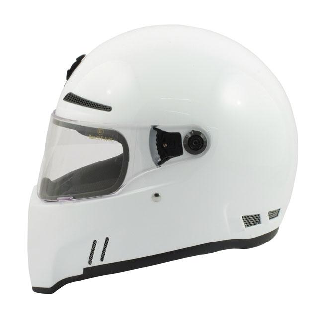 【Bandit Helmet】ALIEN II 全罩安全帽 白色 - 「Webike-摩托百貨」