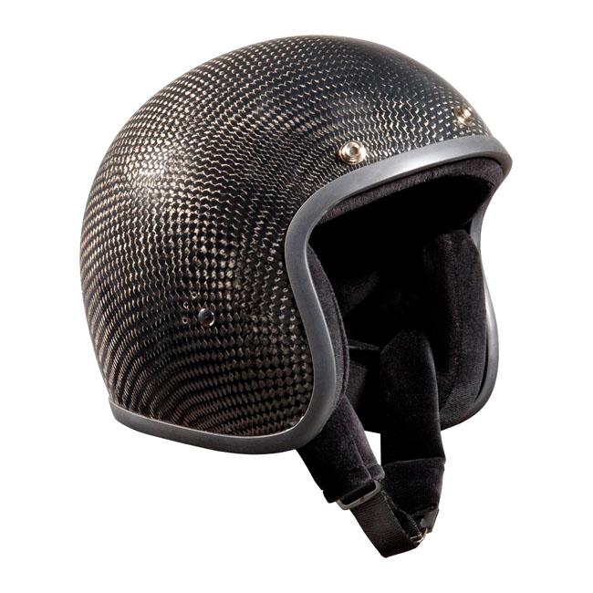【Bandit Helmet】四分之三安全帽 碳纖維 - 「Webike-摩托百貨」
