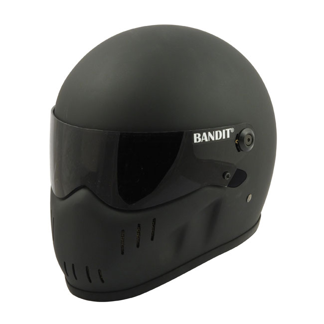 【Bandit Helmet】XXR 全罩安全帽 平 黑色 - 「Webike-摩托百貨」