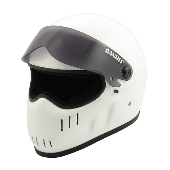 【Bandit Helmet】XXR 全罩安全帽 白色 - 「Webike-摩托百貨」