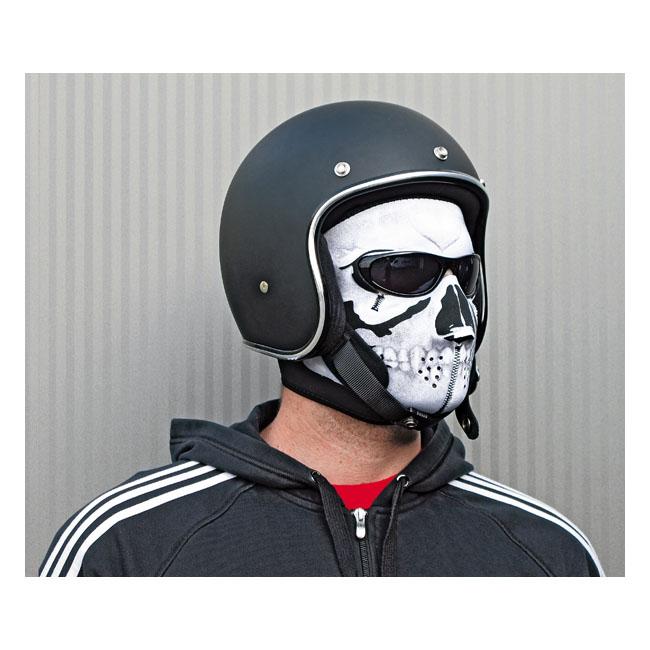 【Bandit Helmet】面罩 骷髏 黑色 - 「Webike-摩托百貨」