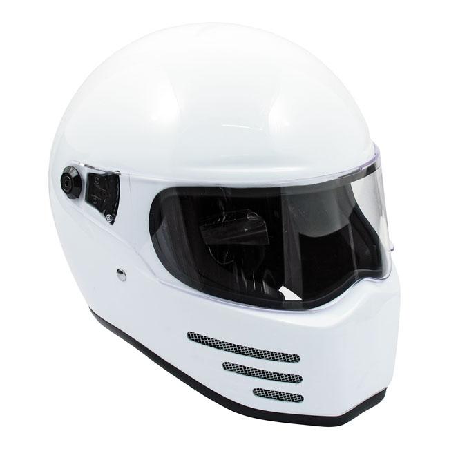 【Bandit Helmet】FIGHTER 全罩安全帽 白色 - 「Webike-摩托百貨」