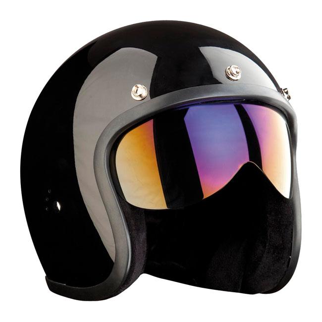 【Bandit Helmet】四分之三安全帽 小風鏡 - 「Webike-摩托百貨」
