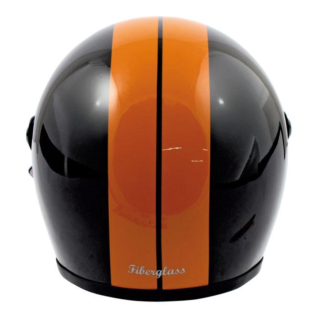 【Bandit Helmet】XXR 全罩安全帽 黑色/橙色 - 「Webike-摩托百貨」