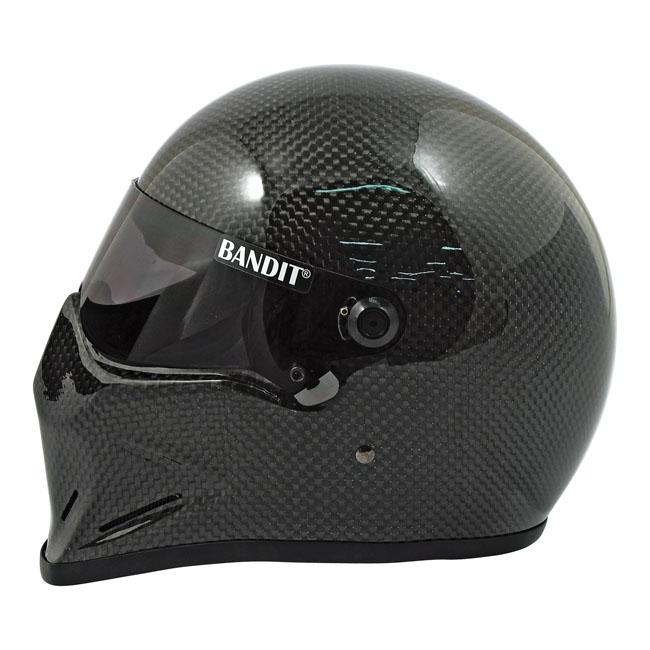 【Bandit Helmet】CRYSTAL 全罩安全帽 碳纖維 - 「Webike-摩托百貨」