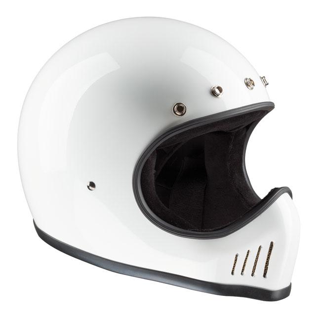 【Bandit Helmet】HISTORIC MOTOCROSS 全罩安全帽 - 「Webike-摩托百貨」