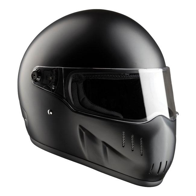 【Bandit Helmet】EXX全罩安全帽 平黑色 - 「Webike-摩托百貨」