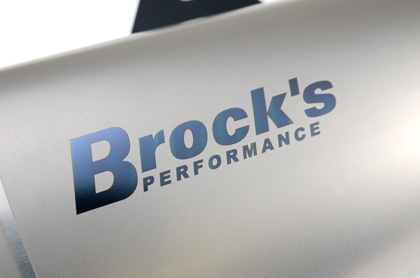 【Brock's】Predator 鈦合金全段排氣管 - 「Webike-摩托百貨」