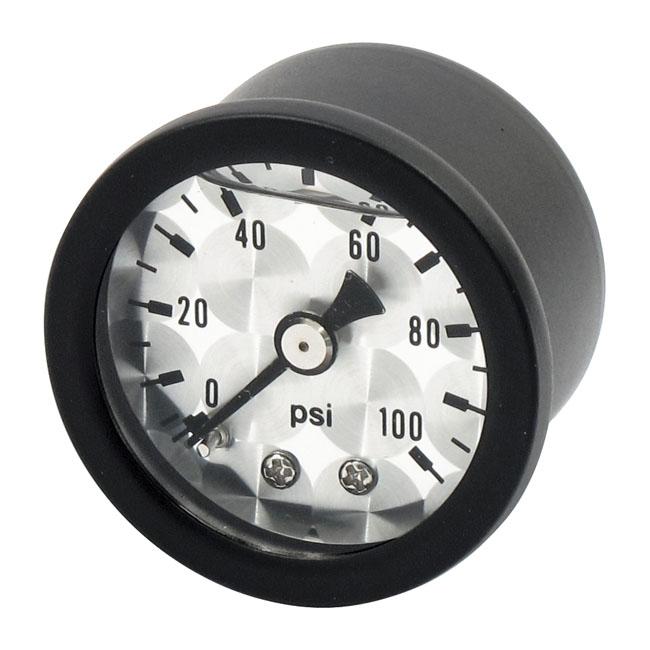 【MARSHALL】0-100 PSI 機油壓力表 - 「Webike-摩托百貨」