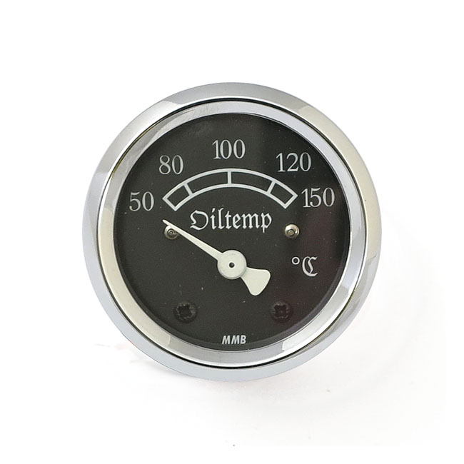 【MMB】ULTRA MINI 經典款油溫表 - 「Webike-摩托百貨」