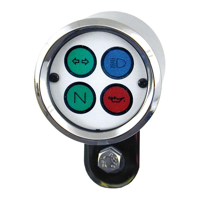 【MMB】ULTRA MINI 圓形指示燈 - 「Webike-摩托百貨」
