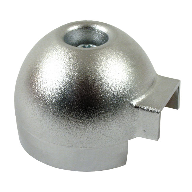 【MMB】維修用鋁合金鍍鉻儀表後蓋 - 「Webike-摩托百貨」