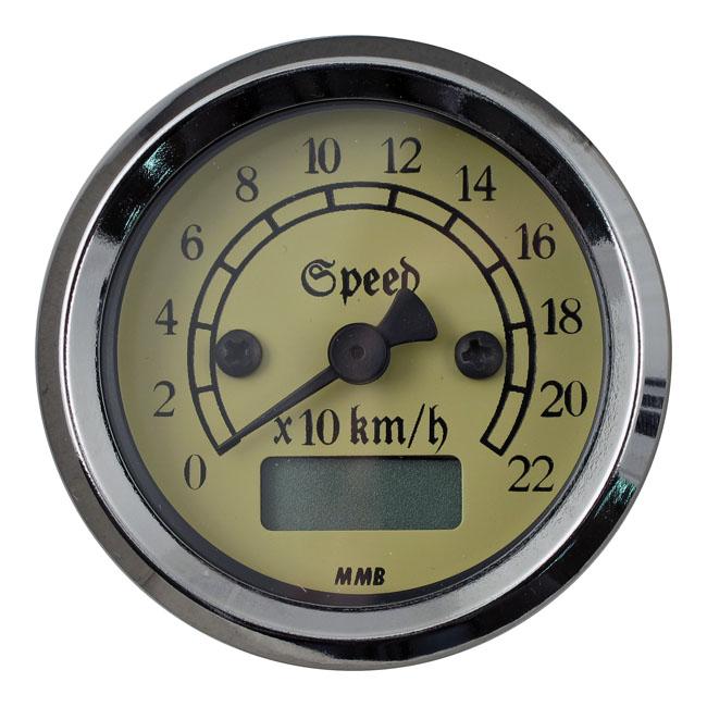 【MMB】ULTRA MINI 電子式速度表 - 「Webike-摩托百貨」
