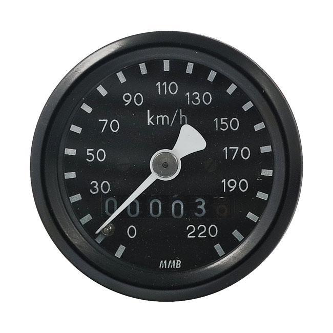 【MMB】ULTRA MINI 基本款速度表 1:1 比率 - 「Webike-摩托百貨」