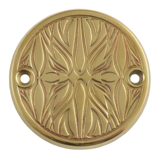 【WEALL】黃銅點火白金蓋 - 「Webike-摩托百貨」