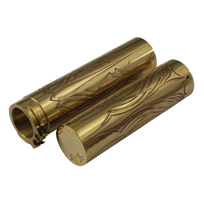 【WEALL】黃銅握把套 - 「Webike-摩托百貨」