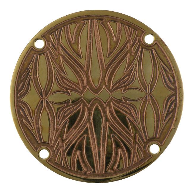 【WEALL】黃銅空氣濾清器蓋 - 「Webike-摩托百貨」