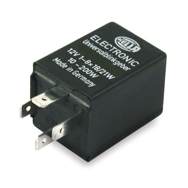 【HELLA】電子方向燈繼電器 - 「Webike-摩托百貨」