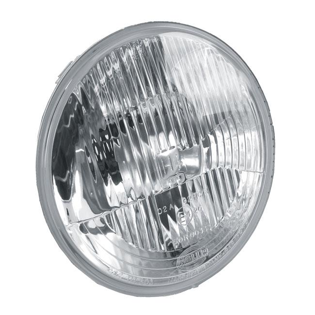 【HELLA】頭燈單元 (7 吋 H-4) - 「Webike-摩托百貨」