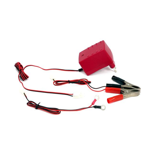 【HELLA】機車電瓶充電器 (6/12 V) - 「Webike-摩托百貨」