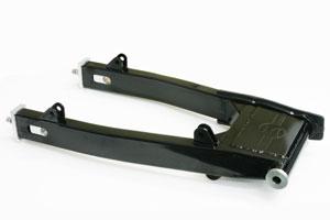 【MORIWAKI】鐵製方管後搖臂 4.5英吋輪框對應使用 - 「Webike-摩托百貨」