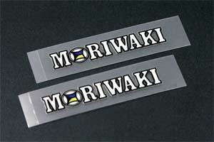 【MORIWAKI】MORIWAKI RACING 貼紙(極小) - 「Webike-摩托百貨」
