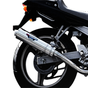 【MORIWAKI】TOURER 全段排氣管【鍍鉻】 - 「Webike-摩托百貨」