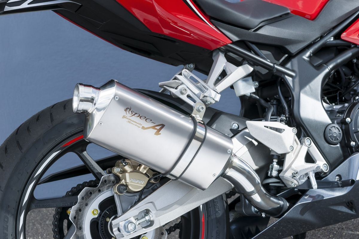 【YAMAMOTO RACING】SLIP-ON TYPE-S 排氣管尾段 - 「Webike-摩托百貨」