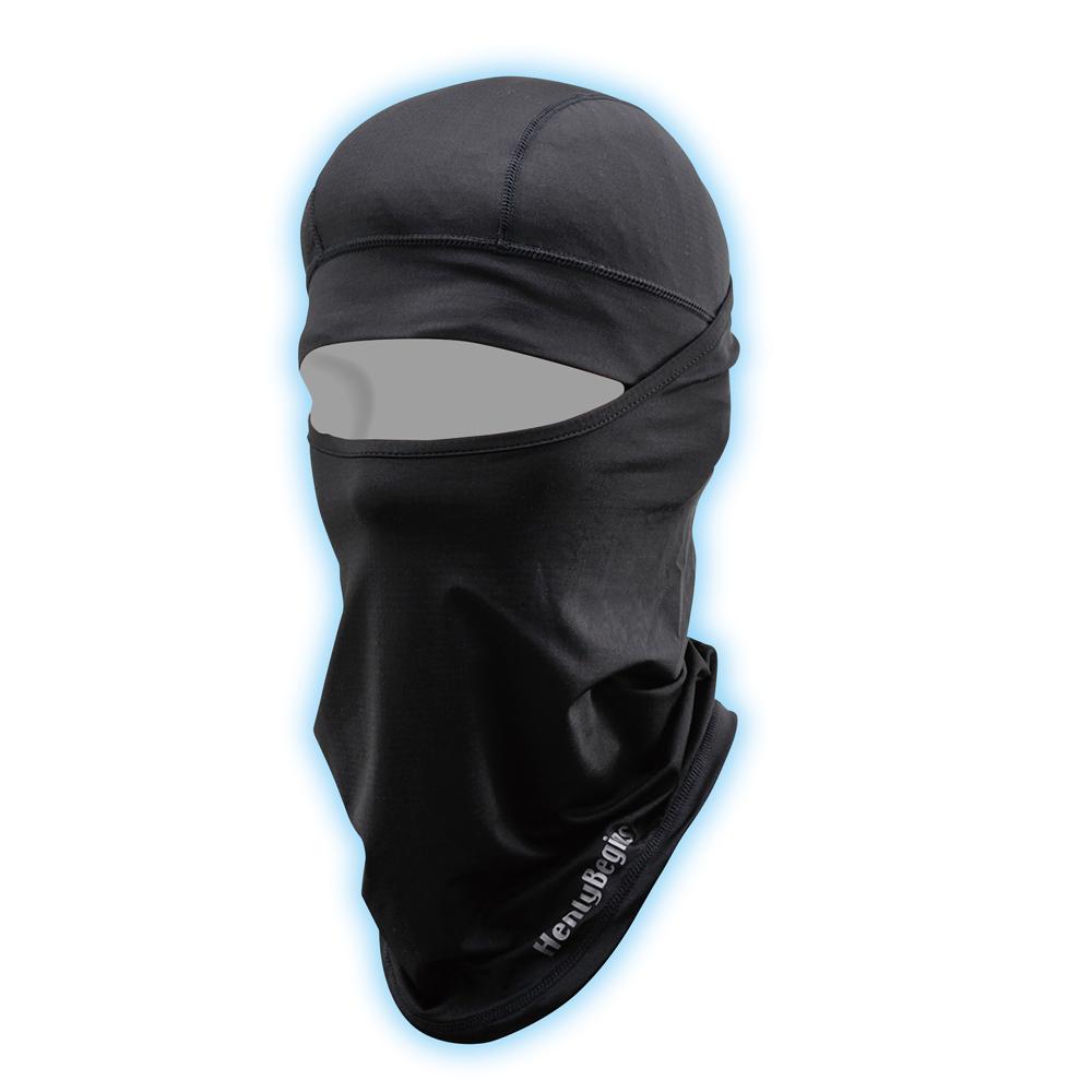 【HenlyBegins】HBV-019 散熱內層全臉型面罩 - 「Webike-摩托百貨」