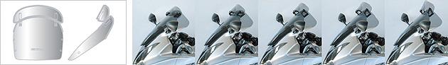 【MRA】VARIO Touring 風鏡 - 「Webike-摩托百貨」