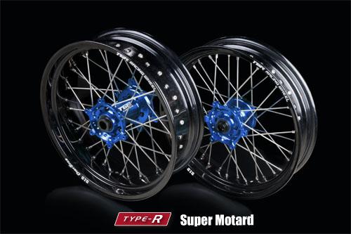 【TGR TECHNIX GEAR】TYPE-R SuperMotard用輪框 - 「Webike-摩托百貨」