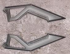 【H2C】側整流罩/左右組 - 「Webike-摩托百貨」
