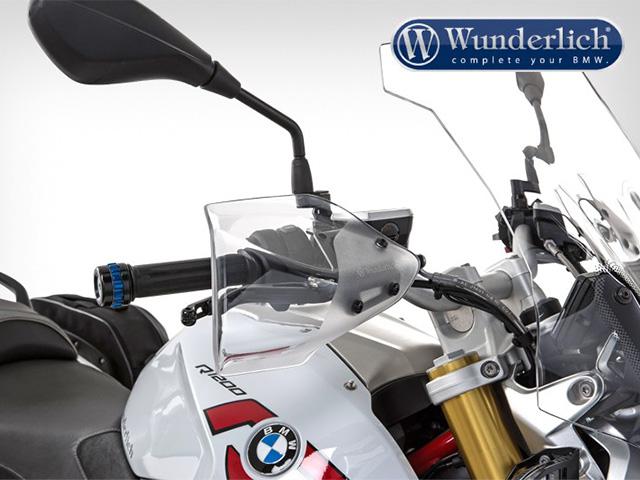 【Wunderlich】把手護弓/透明 - 「Webike-摩托百貨」
