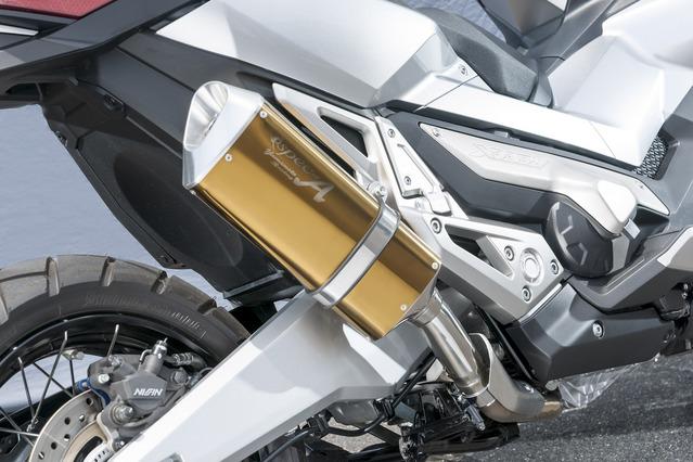 【YAMAMOTO RACING】SLIP-ON 排氣管尾段 - 「Webike-摩托百貨」