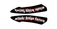 【MDF】専用圖案車身貼紙/Brady Model - 「Webike-摩托百貨」