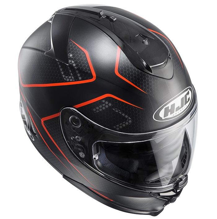 【HJC】HJH132 IS-17 LANK (全罩安全帽) - 「Webike-摩托百貨」