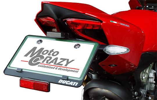 【MotoCrazy】高級鈦合金螺絲/自動車牌照架用3個一組 - 「Webike-摩托百貨」