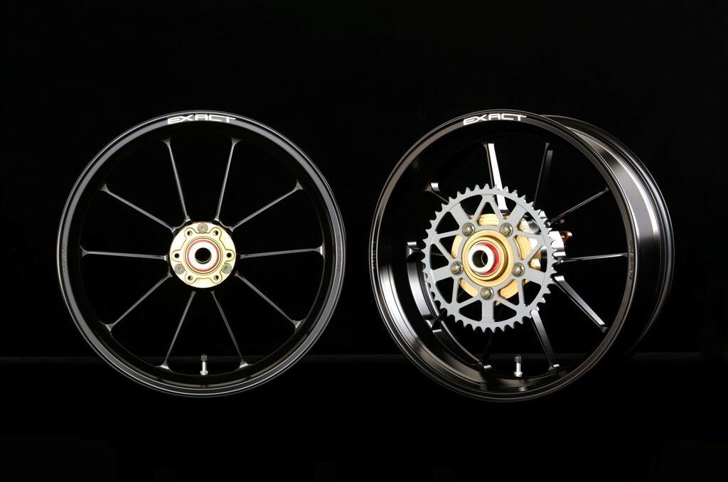 【ADVANTAGE】EXACTII RACING10 全鍛造鋁合金輪框 - 「Webike-摩托百貨」