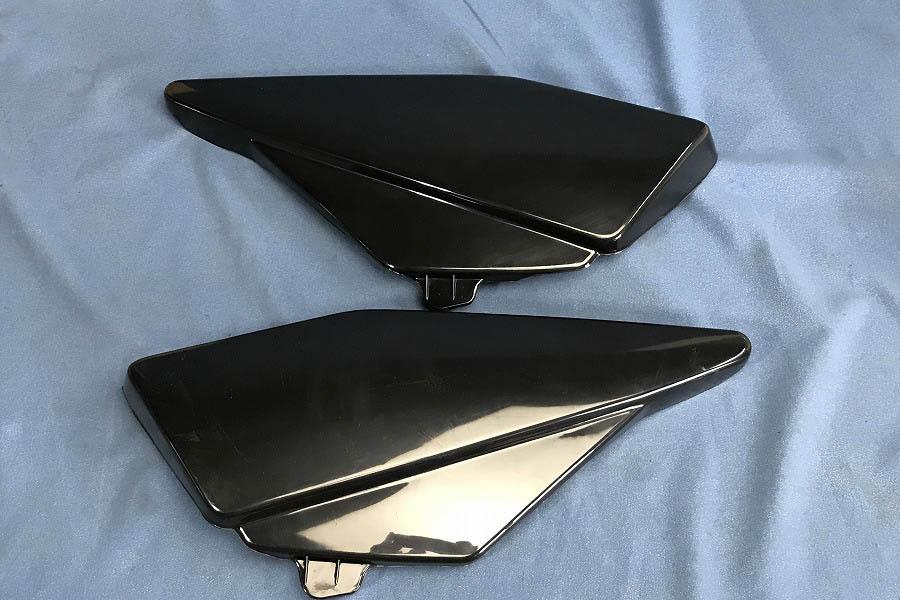 【MIZUNO】【Xess】 RZ250/350用側蓋左右組/ ABS樹脂製 無塗裝品 - 「Webike-摩托百貨」