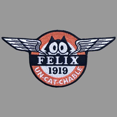 【FELIX THE CAT】Custom 布徽章 - 「Webike-摩托百貨」