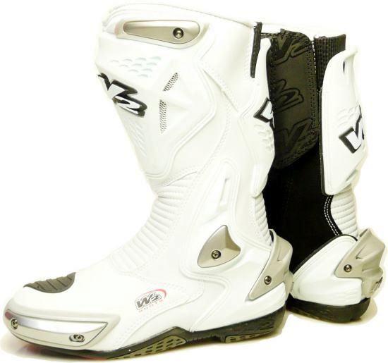 【W2 Boots】W2 Misano車靴 - 「Webike-摩托百貨」
