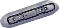 【Thai Yamaha OEM Accessories】碳纖維消音器防燙蓋 - 「Webike-摩托百貨」