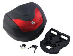 【Thai Yamaha OEM Accessories】後置物箱 - 「Webike-摩托百貨」