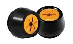 【Thai Yamaha OEM Accessories】前軸保護滑塊 (防倒球) - 「Webike-摩托百貨」