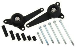 【Thai Yamaha OEM Accessories】引擎保護滑塊 (防倒球) - 「Webike-摩托百貨」