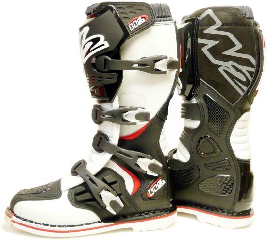 【W2 Boots】E-MX9 W2越野車靴 - 「Webike-摩托百貨」